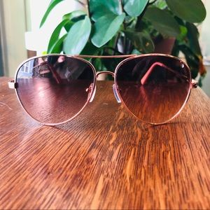 Circus by Sam Edelman Rose Gold Sunnies + BONUS